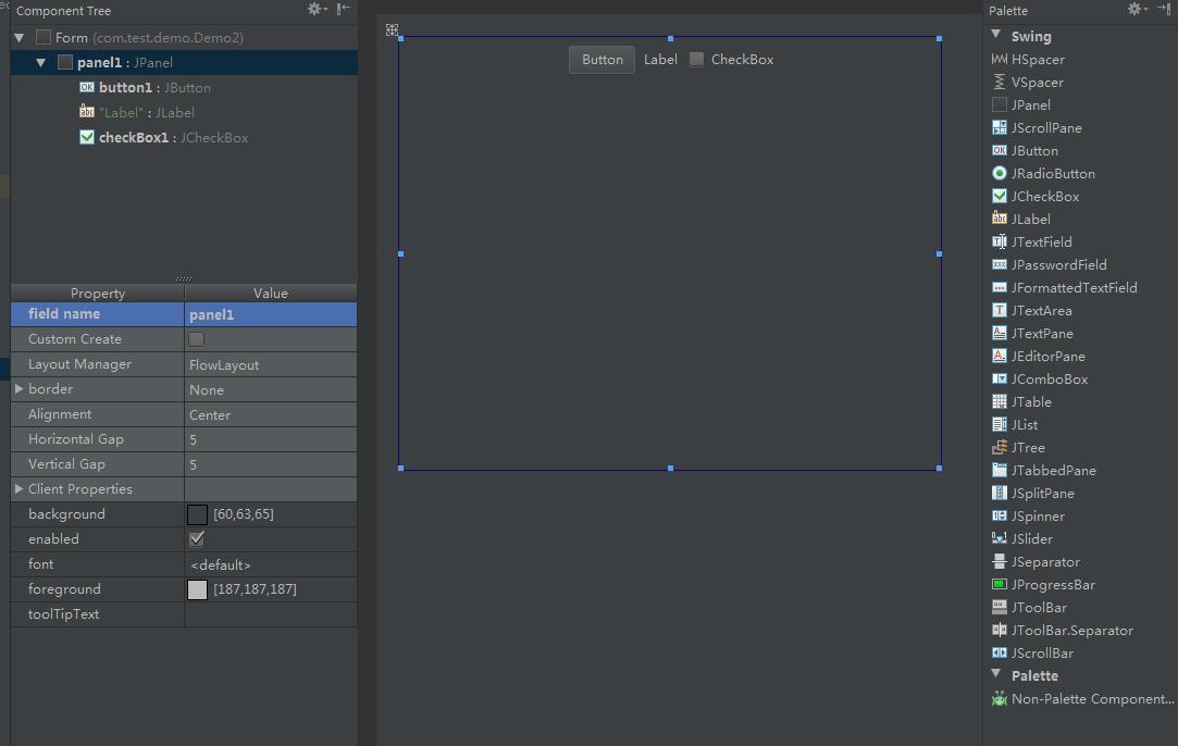 intelliJ development gui application - Programmer Sought