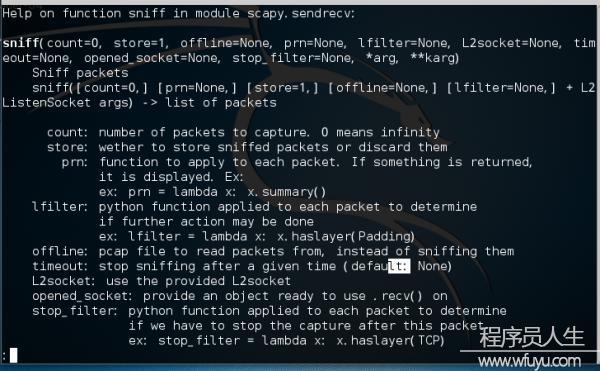 Python hacking programming 3 network data monitoring and filtering