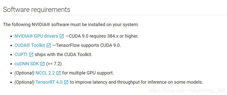 Tensorflow-gpu installation tutorial (VS2017+CUDA9 0+cuDNN v7 3 1