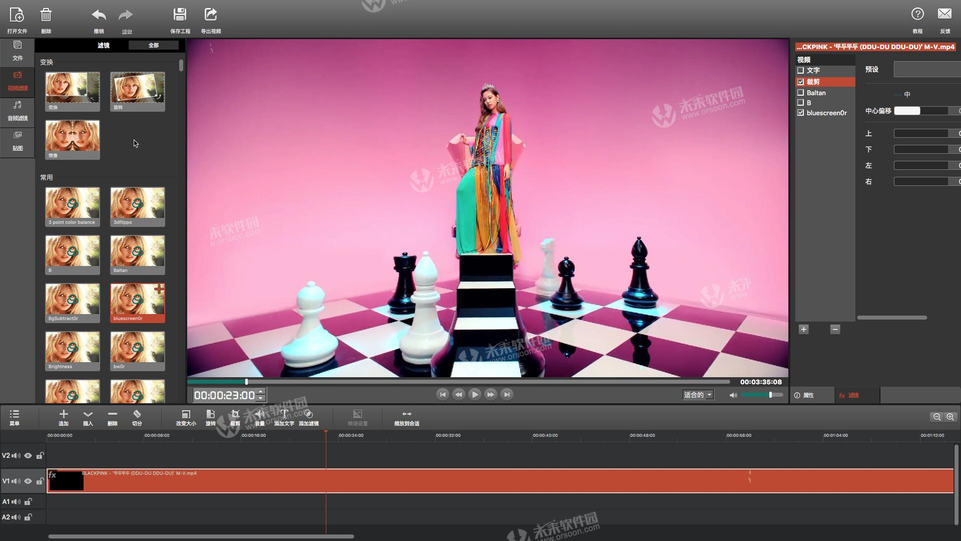 mp4 editing mac