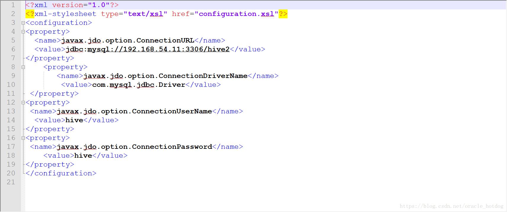 Hive mysql metabase - Programmer Sought