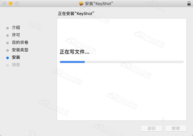 KeyShot 8 Pro for Mac Chinese crack version permanent