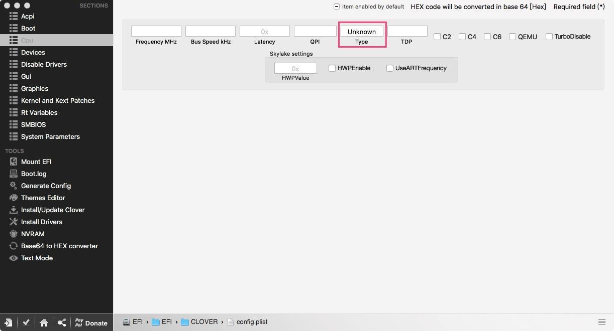 GIGABYTE Z370 HD3P + i7-8700K + GTX1080 with black apple
