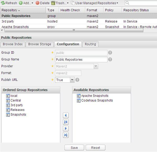 Centos 7 install and run nexus - Programmer Sought