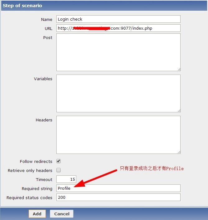 Zabbix web network monitoring - Programmer Sought