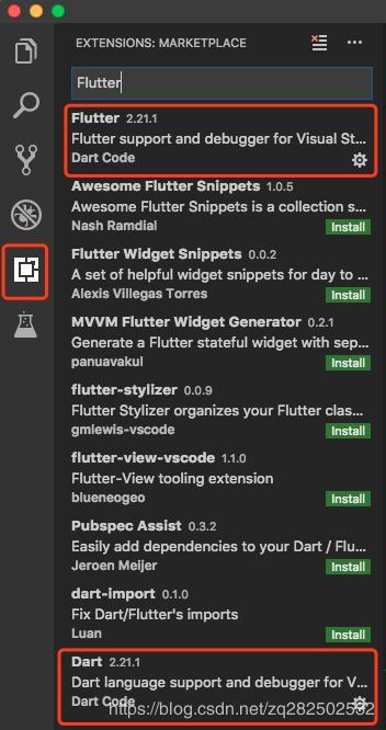 Flutter first experience - Programmer Sought