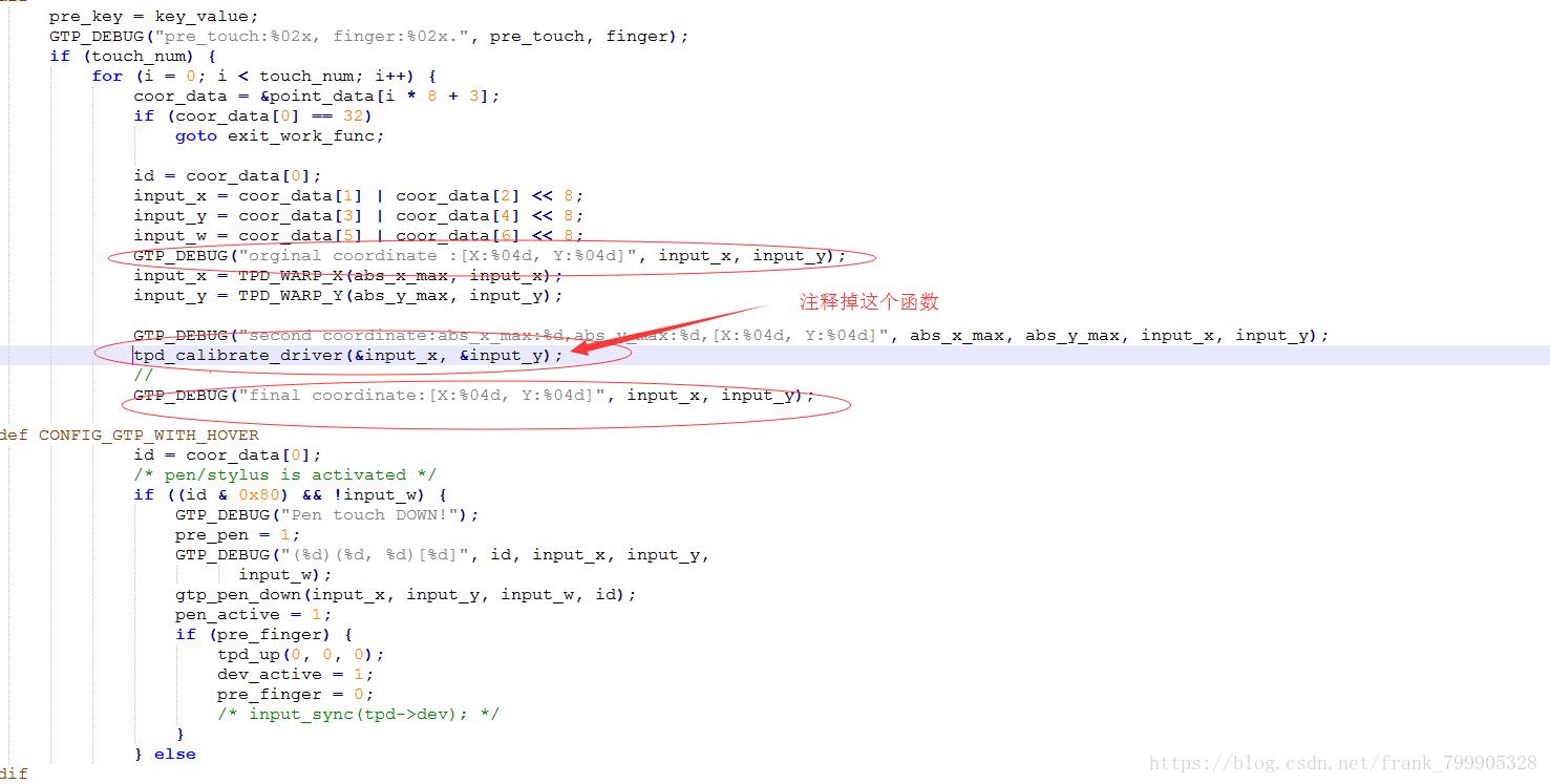 GT9XX porting of MTK kernel3 18 - Programmer Sought