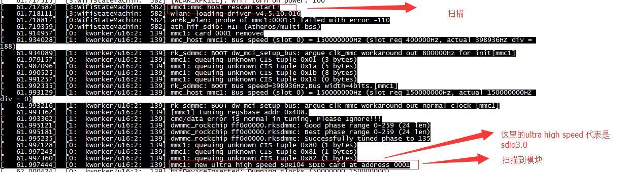 RK3399] SDIO Interface Wifi Driver Process Analysis (AP6354