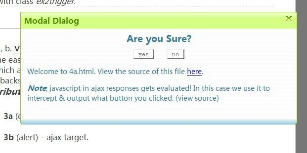 Organize] The best jQuery window plugin (Modal Dialog