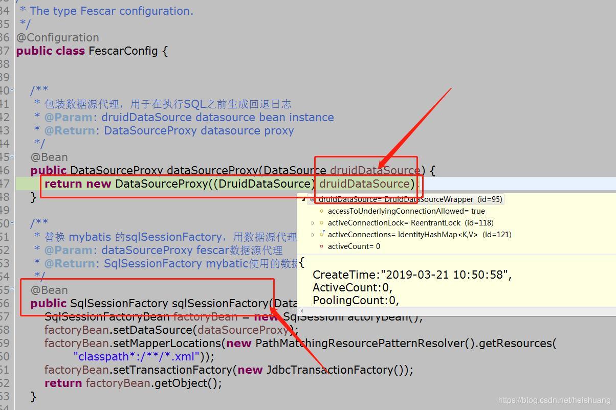 SOLVED] SpringBoot integration Fescar0 4 0 distributed