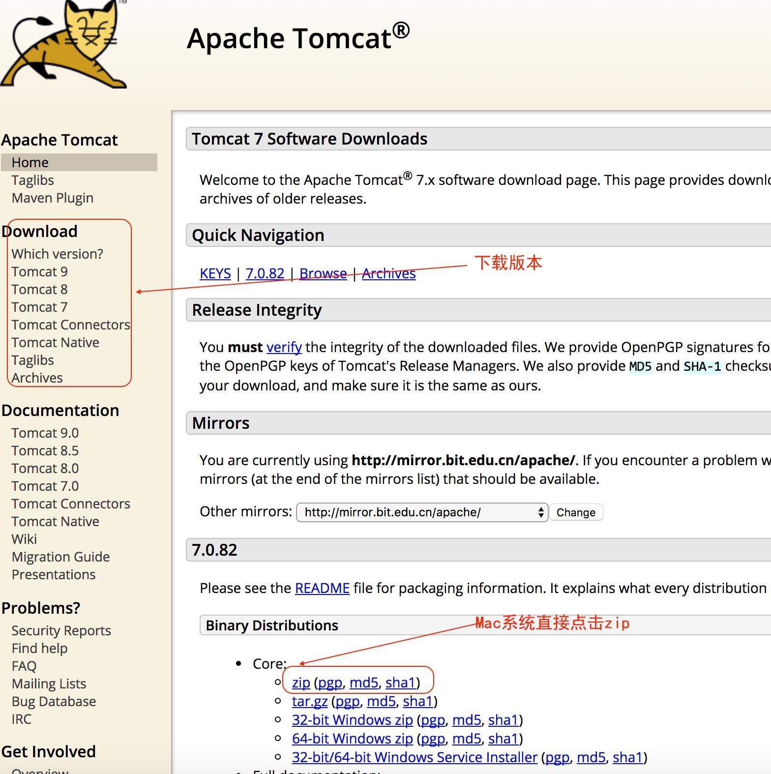 Tomcat for mac eclipse