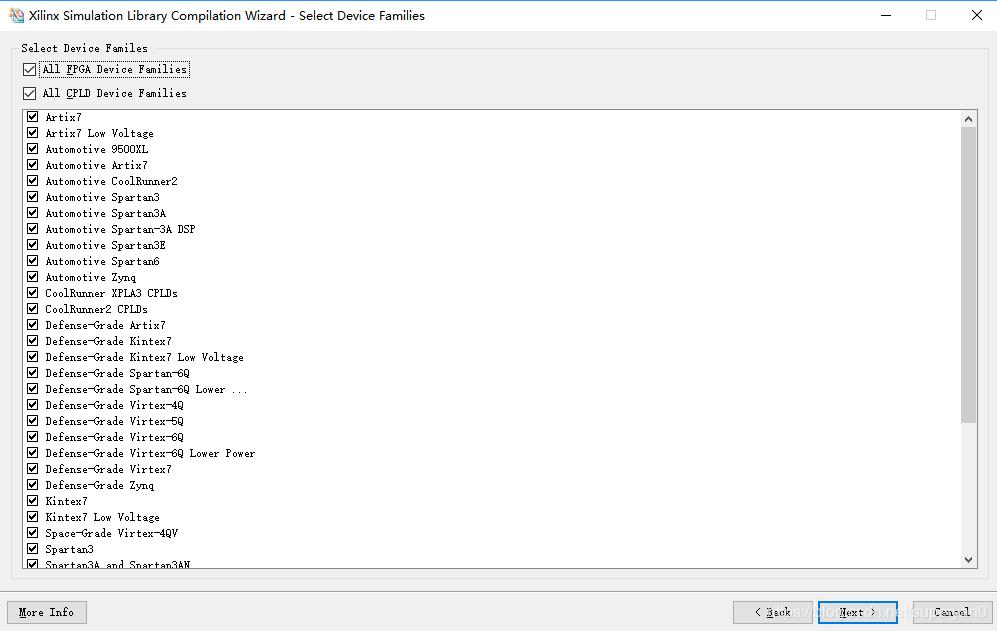 ISE, VIVADO and Modelsim co-simulation - Programmer Sought