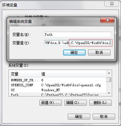 Windows installation using Openssl ( ) - Programmer Sought