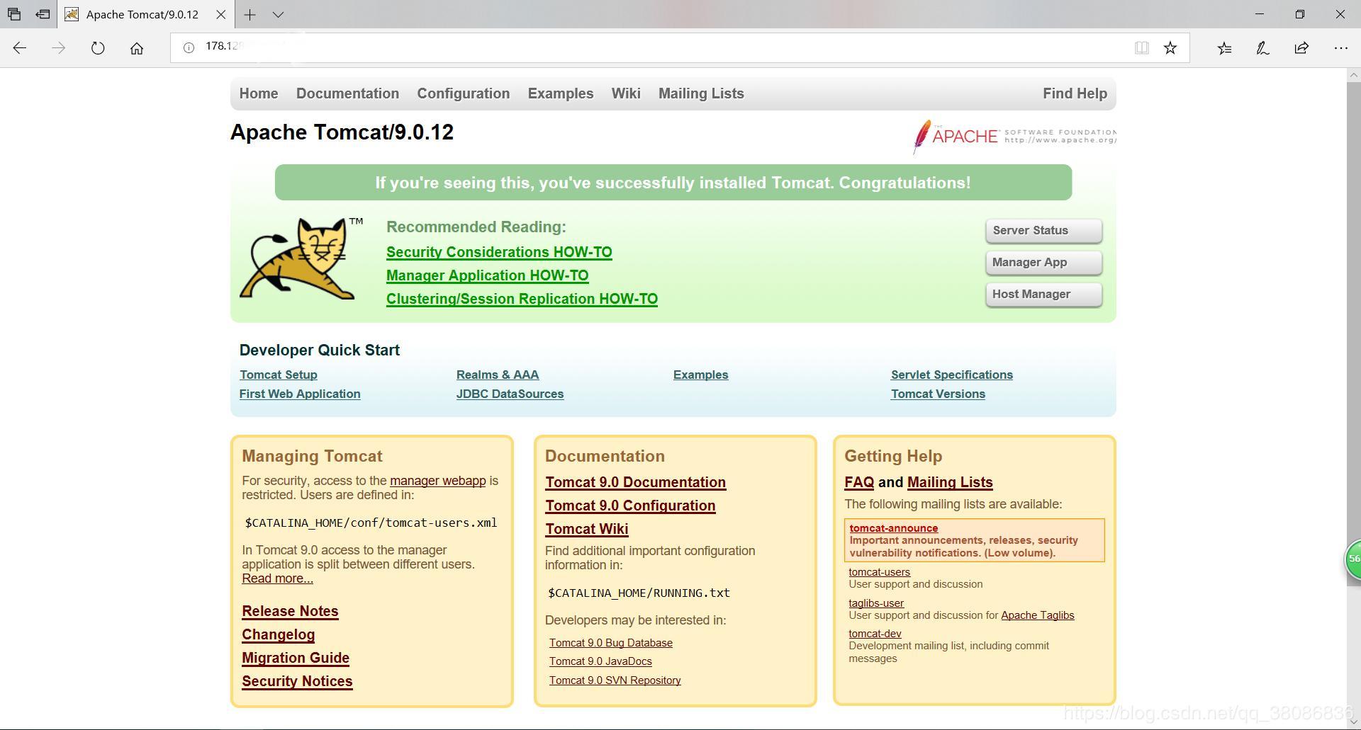Ubuntu 18 04 Configuring the server environment Includes installing