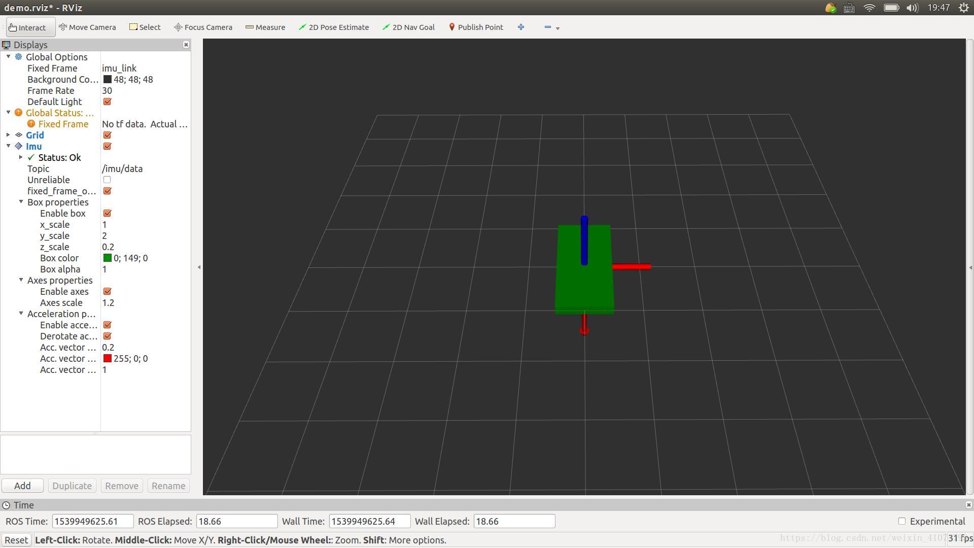 MPU6050 data output tutorial - Programmer Sought