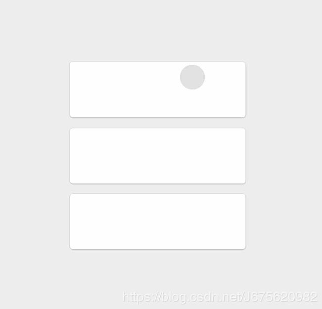 MaterialDesign】CardView - Programmer Sought