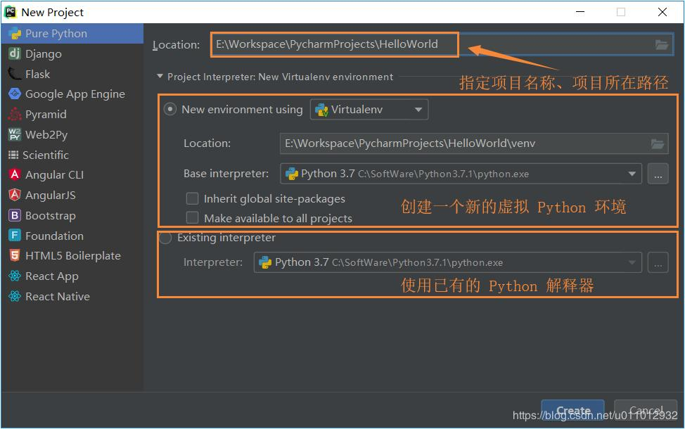 PyCharm environment configuration - Programmer Sought