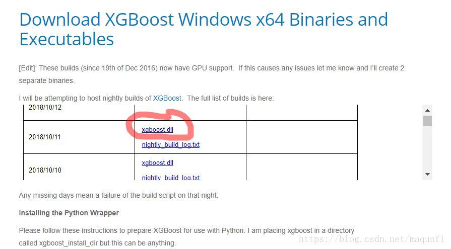 install xgboost windows 10