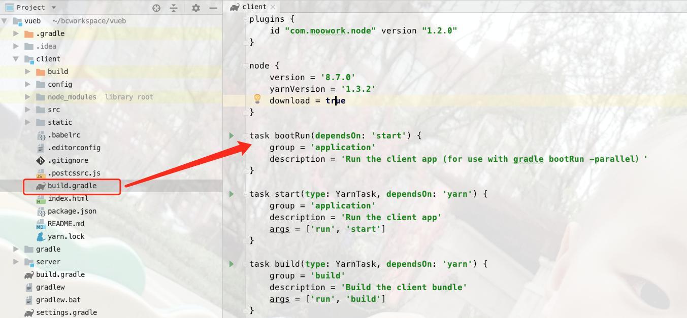 SpringBoot integration Vue best practices - Programmer Sought