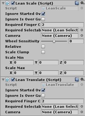 Unity 3D Learning (2) - EasyAR - Programmer Sought