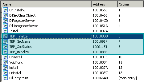 TURLA OUTLOOK Backdoor - An analysis report on the special