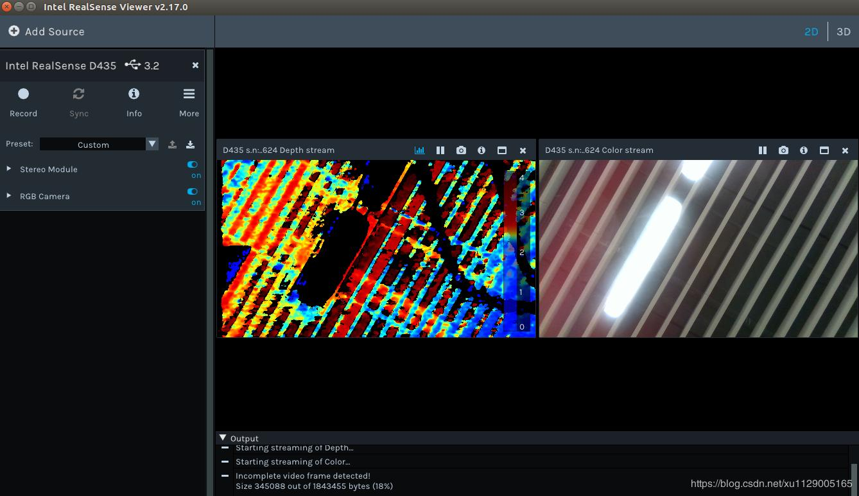 Ubuntu16 04 installs the RealsenseD435 driver - Programmer Sought