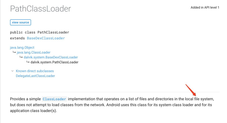 Java class loader - dynamically load external dex - Programmer Sought