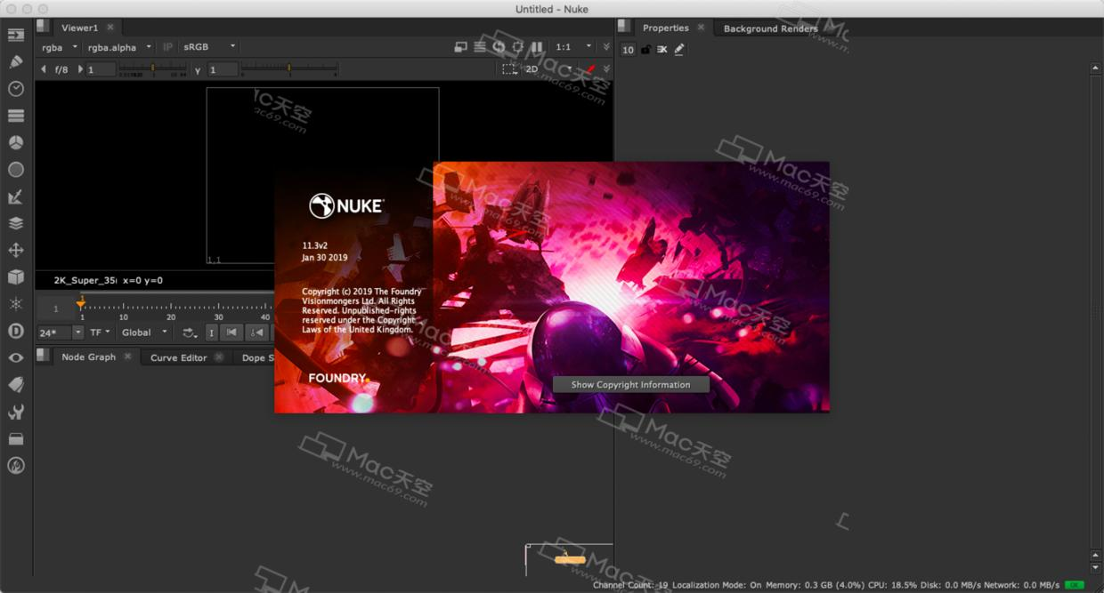 Nuke 11 for Mac crack tutorial with crack patch - Programmer