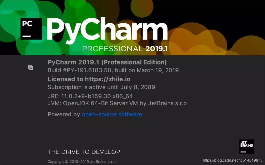 New pycharm permanent activation - Programmer Sought
