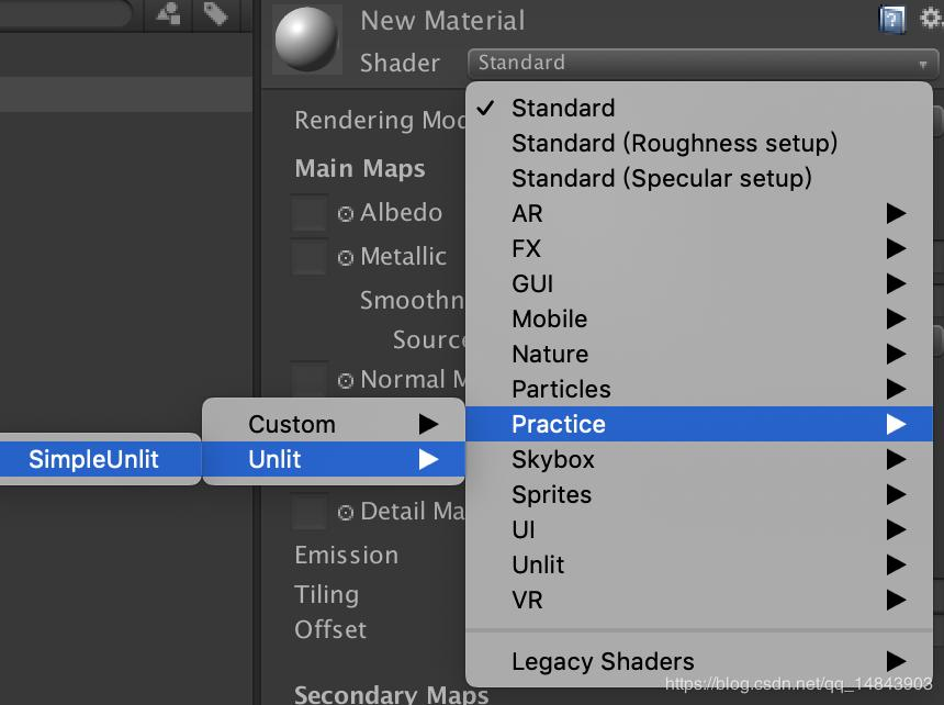 Detailed definition of each part of the Unity Shader - Programmer Sought