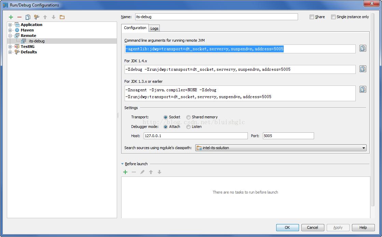 Hadoop/HBase Remote Debug Remote Debugging Settings - Programmer Sought
