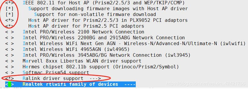 Imx6 linux wifi ap mode configuration (usb-wifi module rt3070