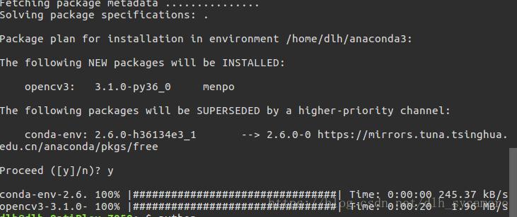 download python 3.6 ubuntu 16.04