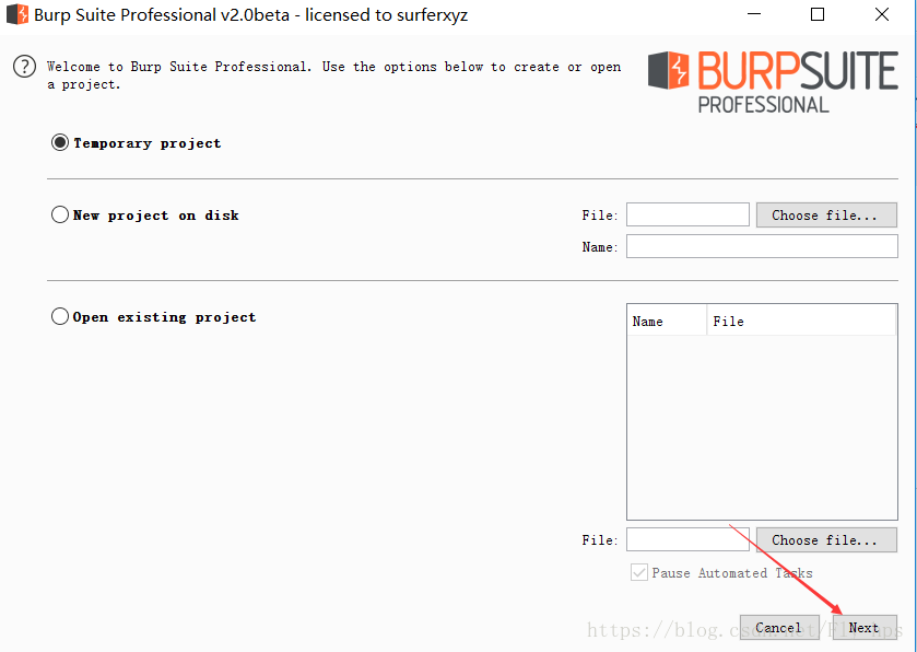 Burp suite professional 16 cracked
