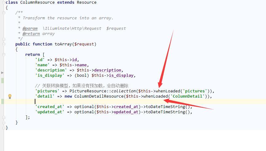 Some tips from Laravel for developing RESTful APIs - Programmer Sought