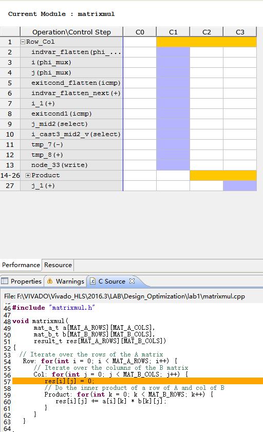 Vivado HLS program optimization - Programmer Sought