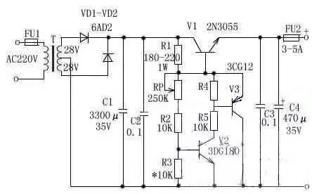The Most Complete Circuit Diagram Programmer Sought